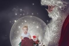 Chelsea Christmas Shoot -1