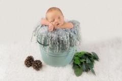 Eden's Newborn Photography Shoot in Rugby 8392