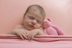 Elsie's Newborn Photography Shoot in Rugby 2903