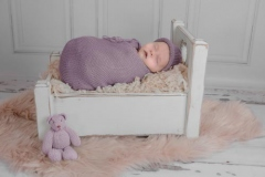 Elsie's Newborn Photography Shoot in Rugby 2943