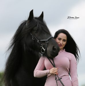 Dolly and Elle - Horse Photography - Emma Lowe Photography in Rugby