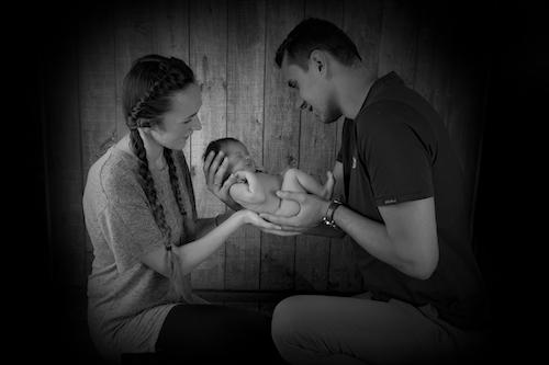 Newborn Photography Rugby Nadia - Emma Lowe Photography
