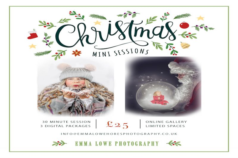 Emma Lowe Photography Christmas Mini Sessions 2019