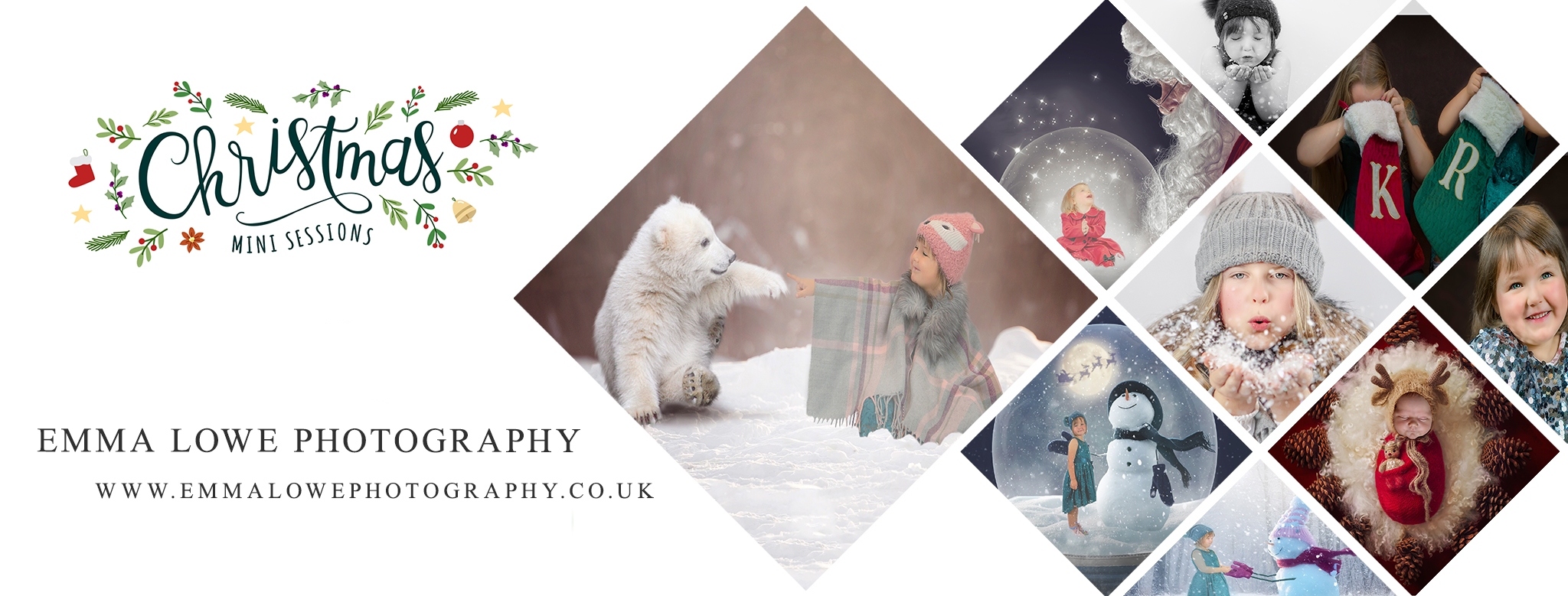 Christmas Photography Mini Session in Rugby Emma Lowe Photography