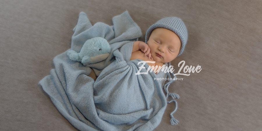 Edyn Newborn Photography Shoot in Rugby