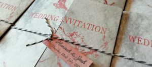 Tickled Pink - Wedding Invitations in Leicester
