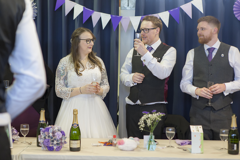 Wedding reception - Emma Lowe Photography