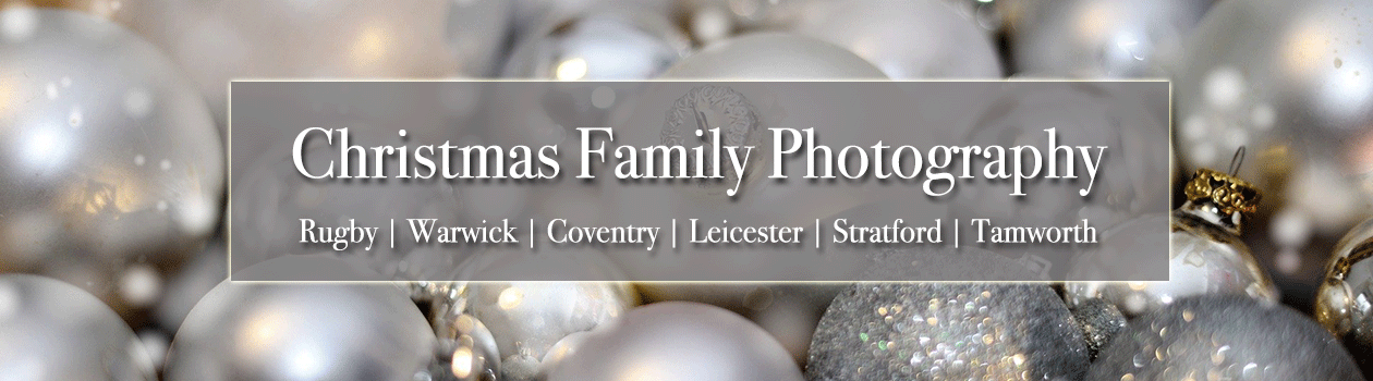 Family Christmas Photography in Rugby - Emma Lowe