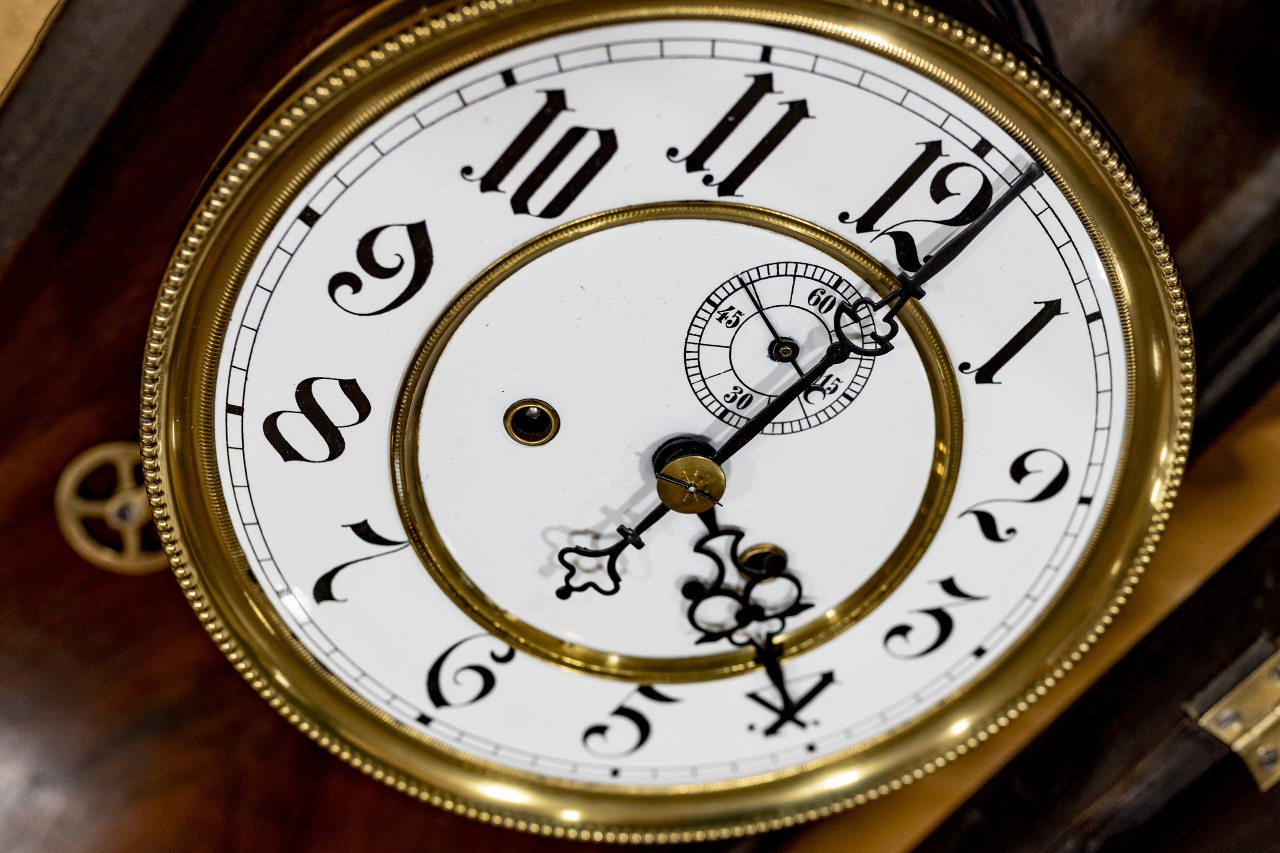 Vintage Clocks - Emma Lowe Commercial Photography