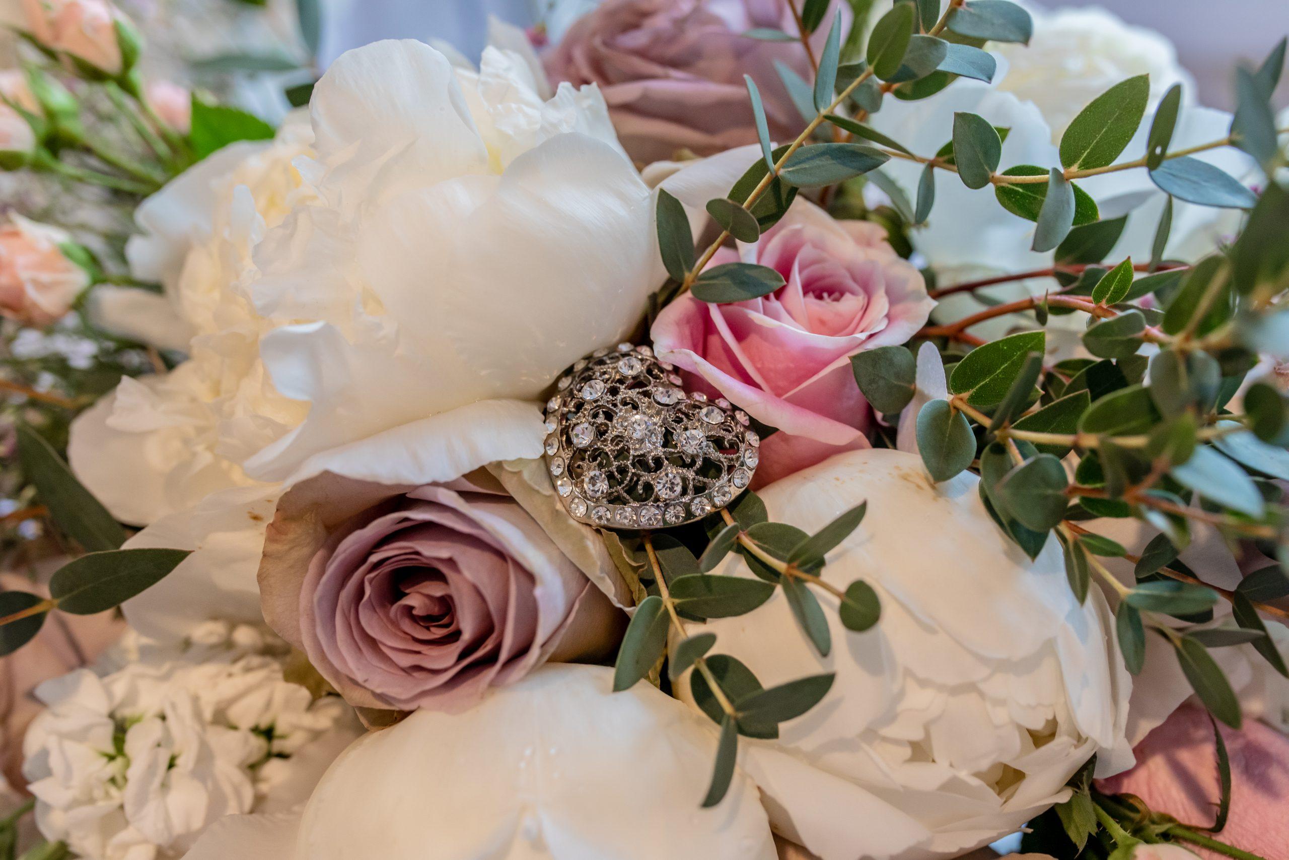 Wedding Flowers - Forest of Arden Hotel Chelsea & Harry Wedding 2021