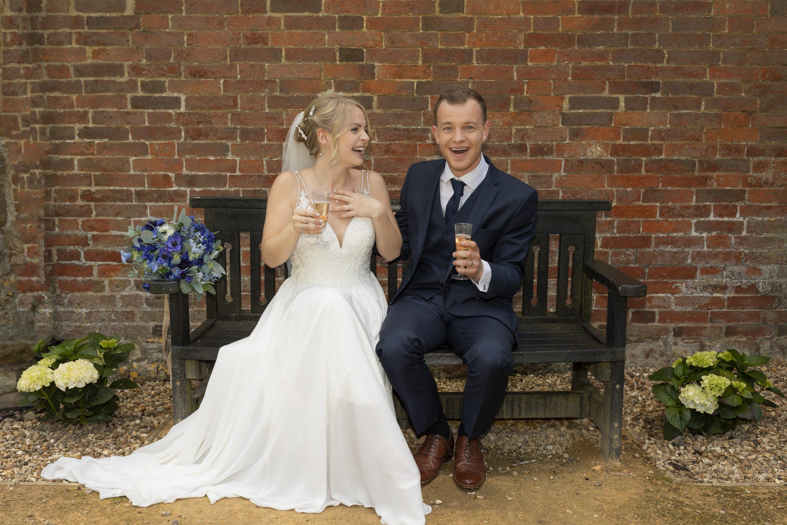 Joshua & Nicole Wedding St Johns Church Hillmorton - Emma Lowe Wedding Photography 2021