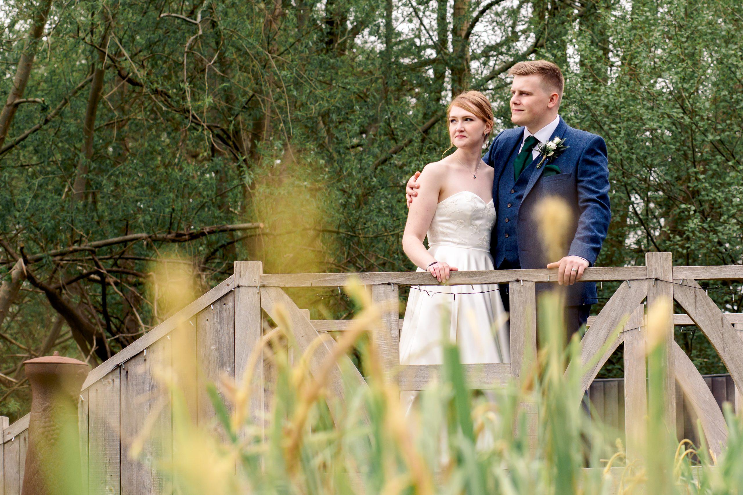 Morgan and Kyle Wedding Bradgate Park Perfect Ceremonies May 2021