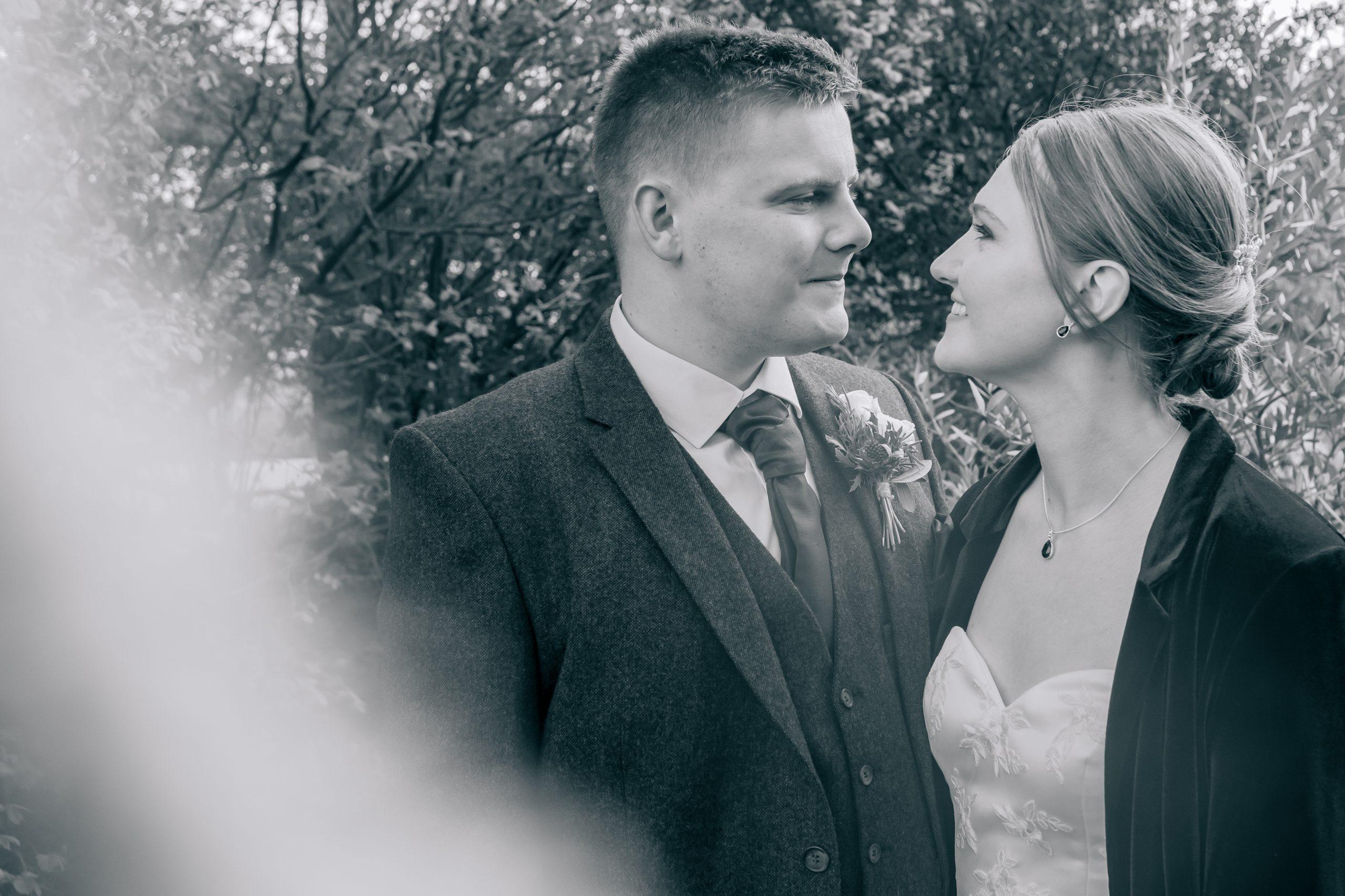 Kyla & Morgan - The Griffin Inn. - Leicestershire Emma Lowe Wedding Photographhy