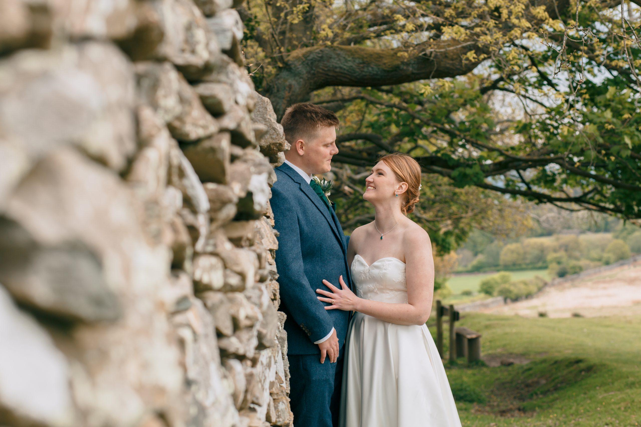 Morgan and Kyle Wedding Bradgate Park